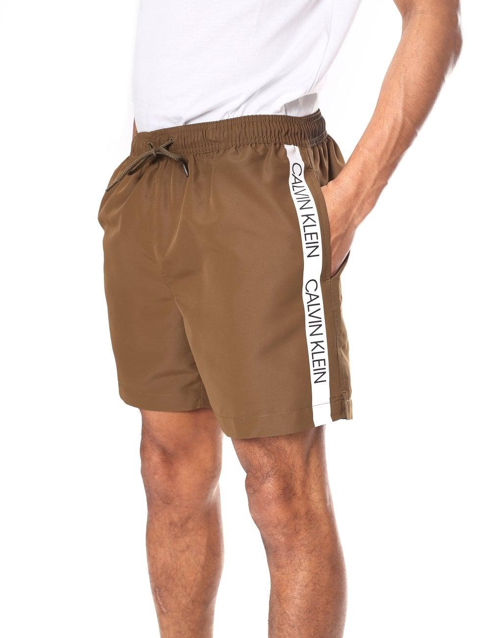 2405f44531 Calvin Klein Men's Medium Drawstring Swim Shorts