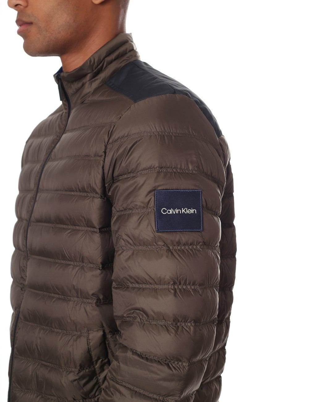 Mens Outerwear Calvin Klein Quilted