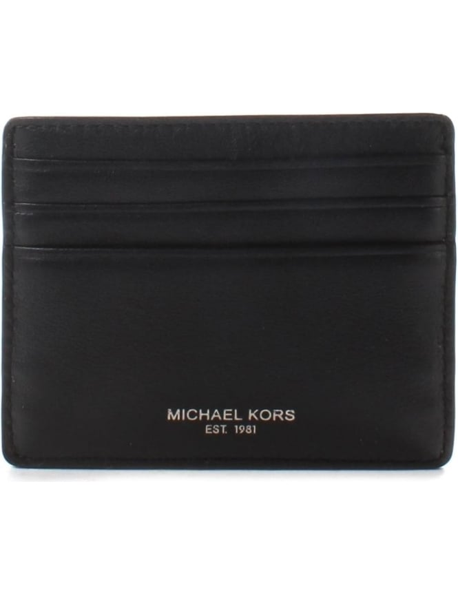sale retailer 885d0 7b46a Michael Kors Men's Owen Tall Card Case