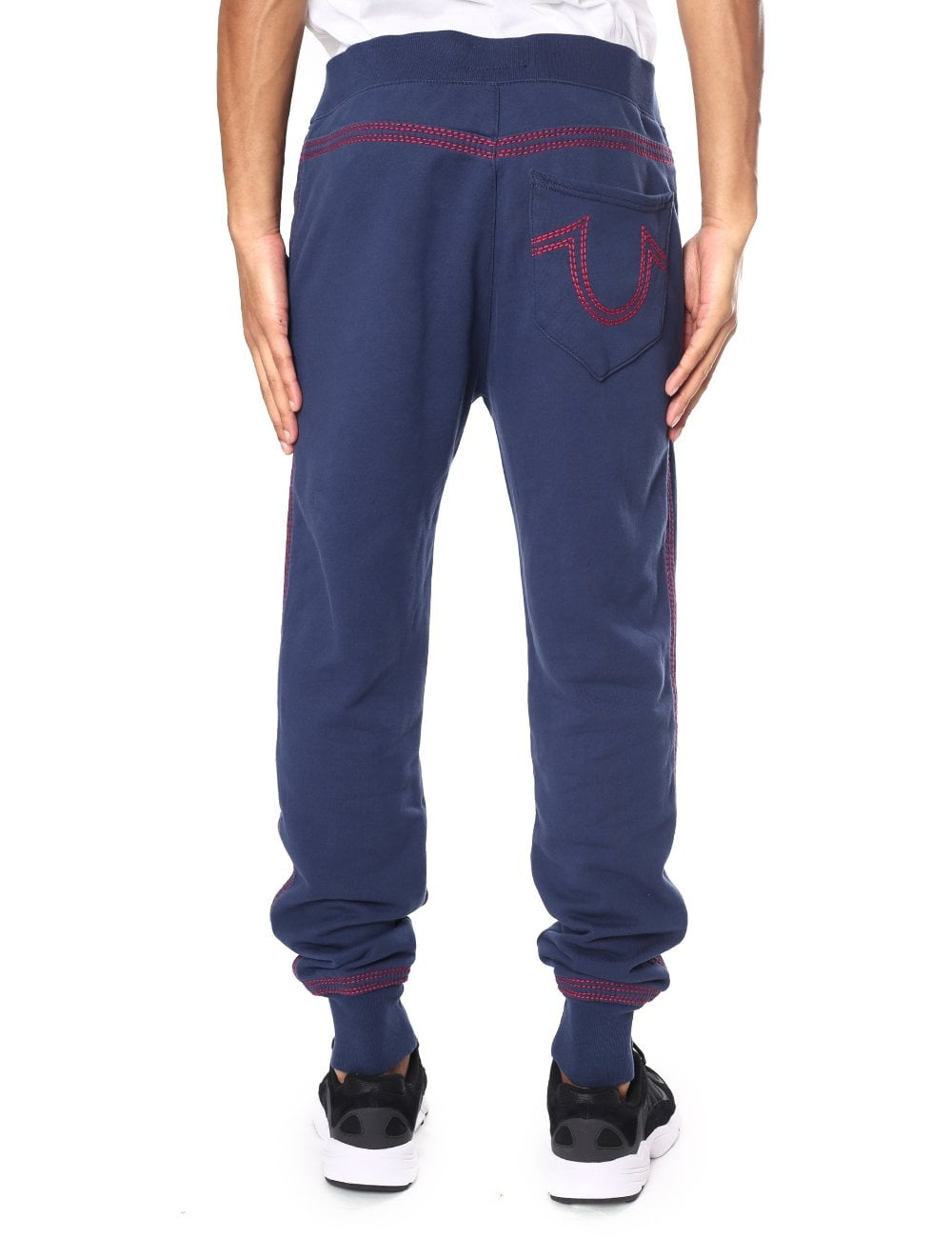 813da9d9234 True Religion Men's QT Core Sweatpants