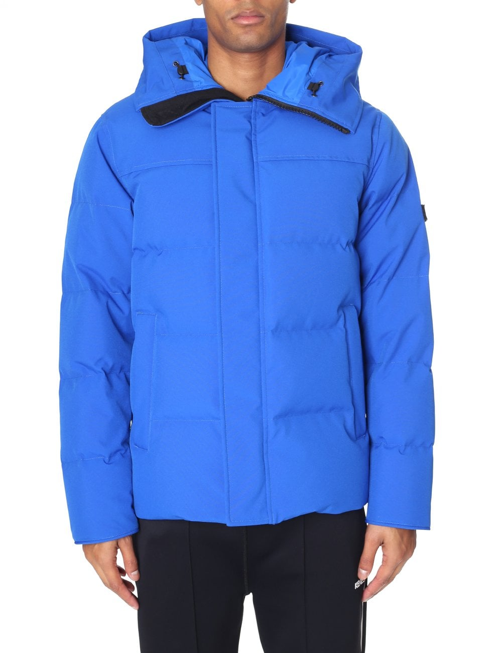 167cae2ba Kenzo Men's Quilted Down Jacket
