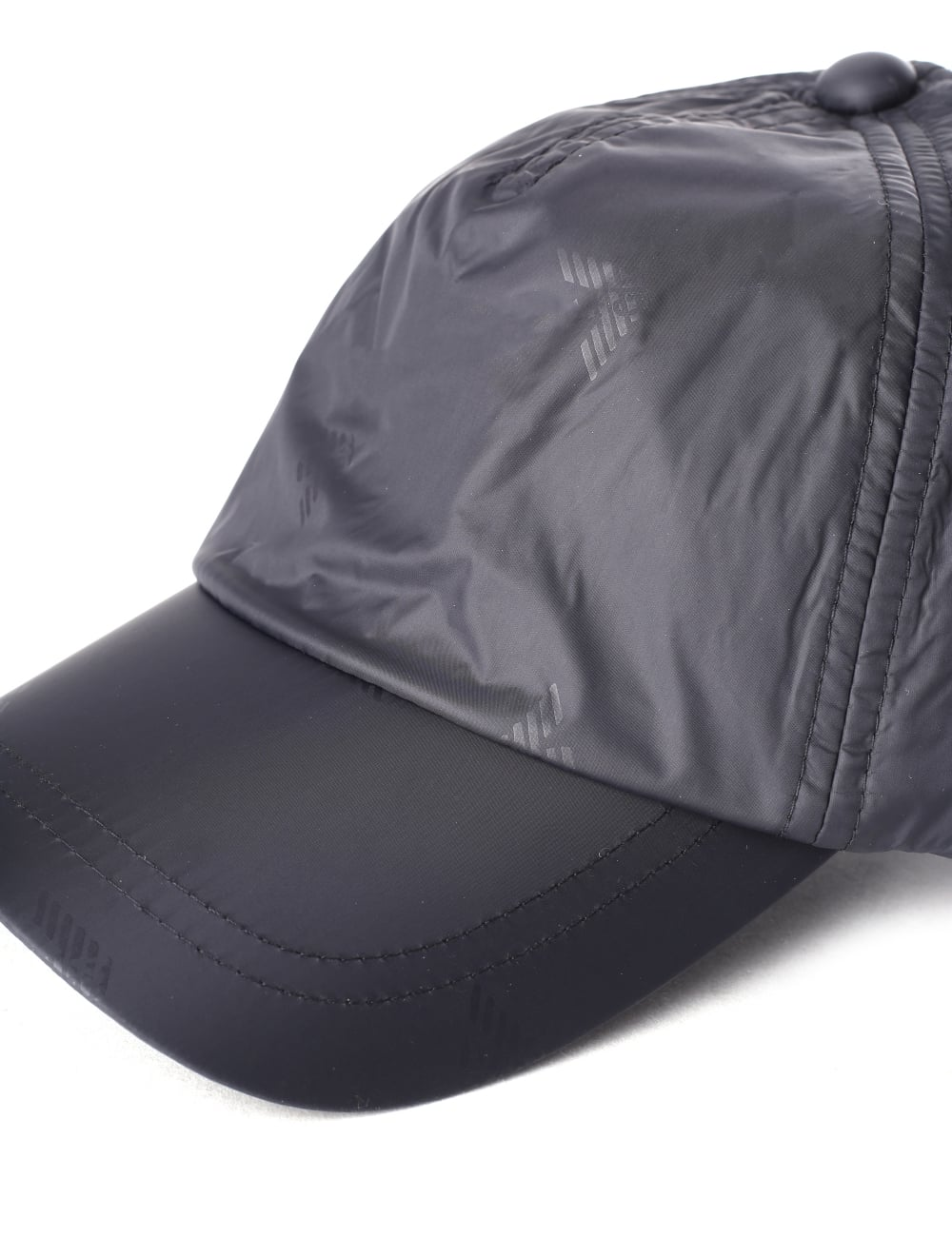 0da00d75 Emporio Armani Men's Repeat Logo Baseball Cap