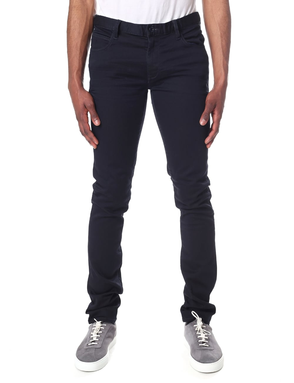 exquisite design 50% price where to buy Emporio Armani Men's Slim Fit Jean