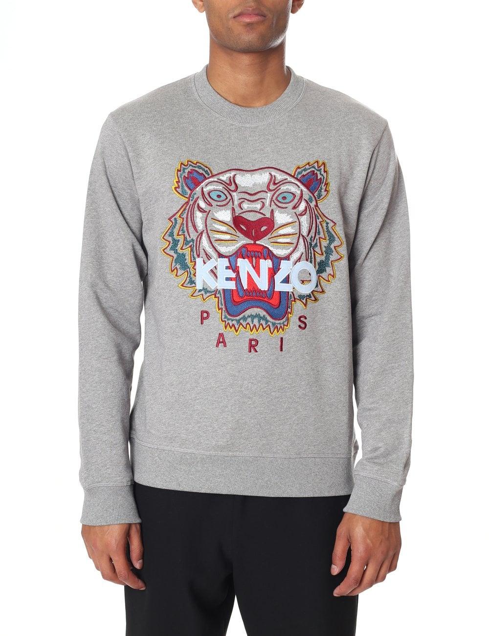 0dfefb3bfc Kenzo Men's Tiger Sweatshirt