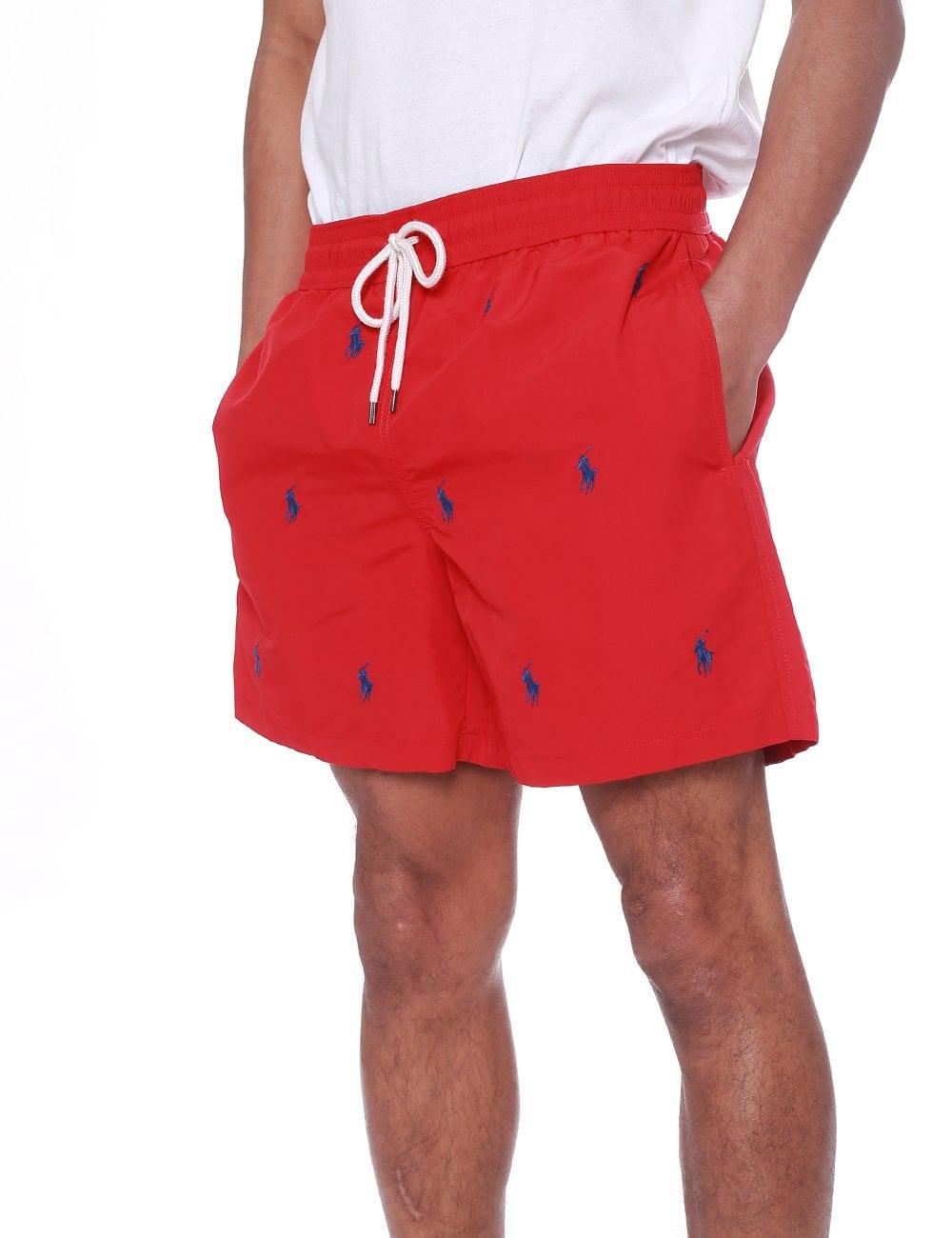 fde964f4b5 Polo Ralph Lauren Men's Traveller-Swim Short