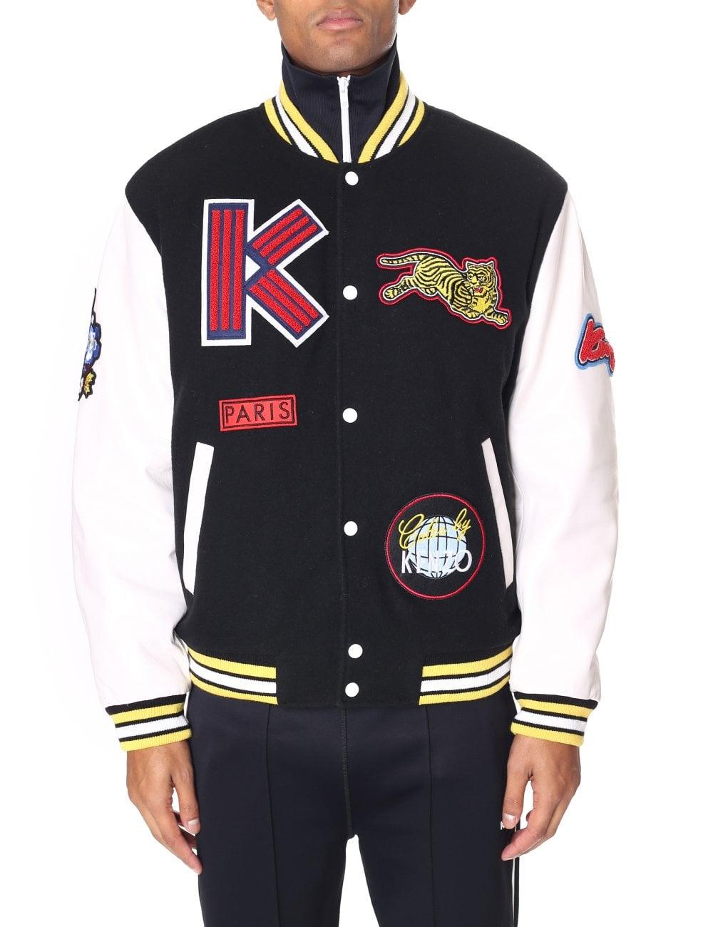 Kenzo Men's Varsity Jacket