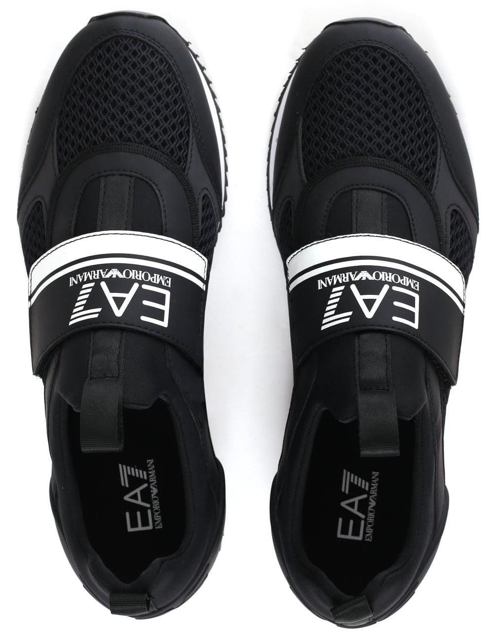 ea7 strap runner trainer, OFF 71%,Buy!
