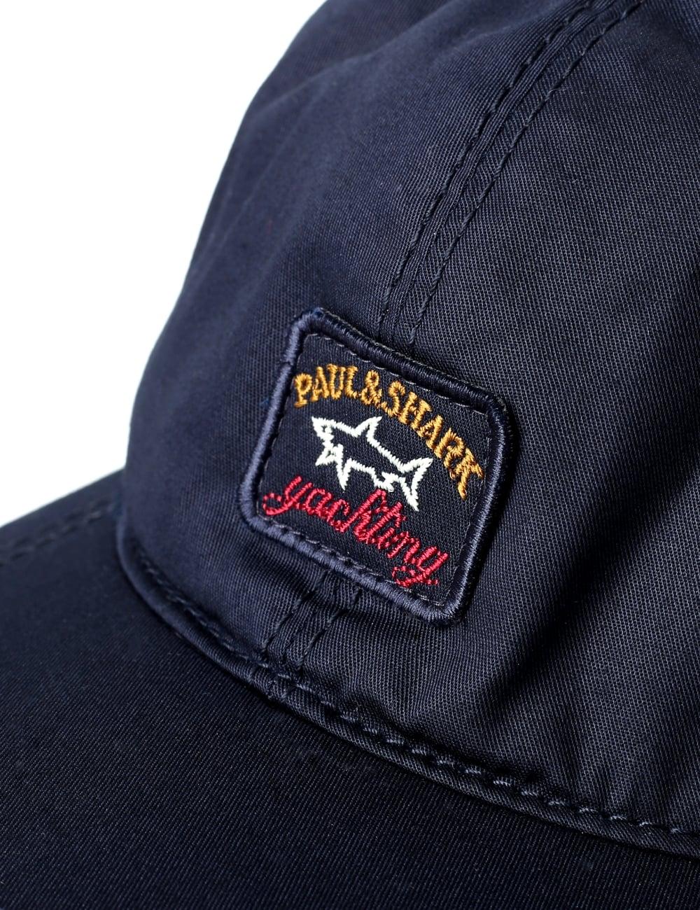 01f4b13c Paul & Shark Men's Woven Baseball Cap