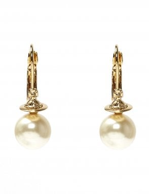 39f658bdf Messalina Pearl Earrings · Vivienne Westwood Messalina Pearl Earrings