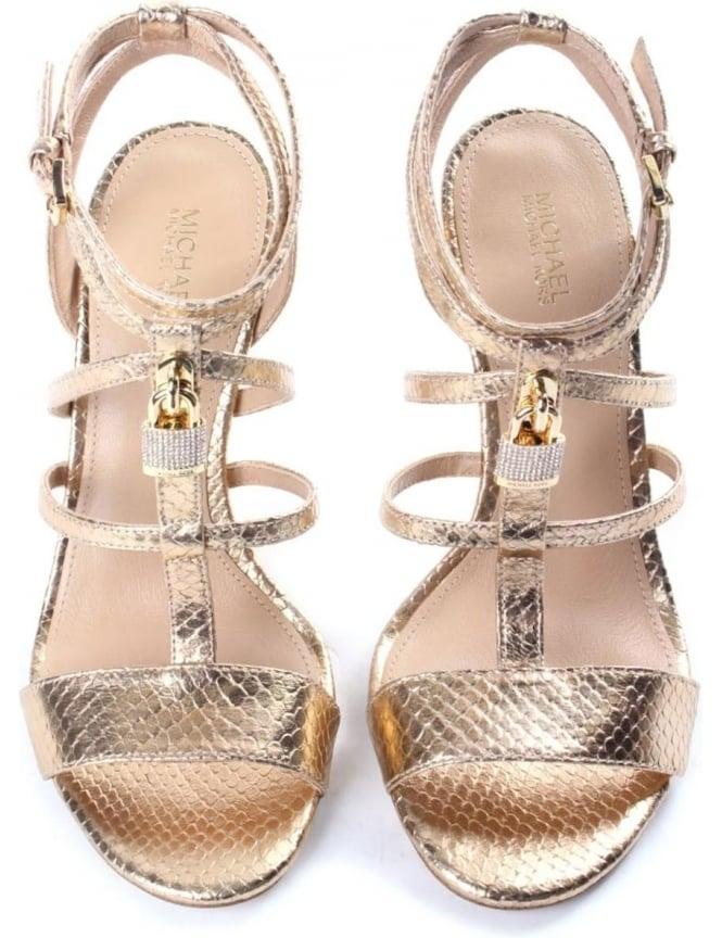 cf84828c1c47 Michael Kors Antoinette Women s Heeled Sandals