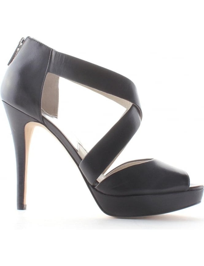 Ariel Platform Women S Shoe Black