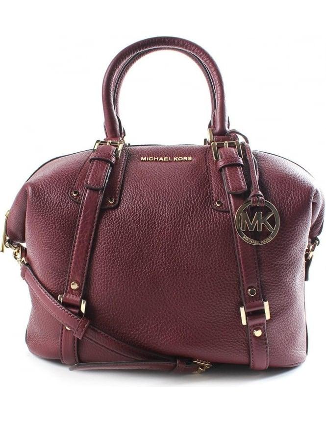 Michael Kors Bedford Medium Couture Satchel Handbag Mkoutlet