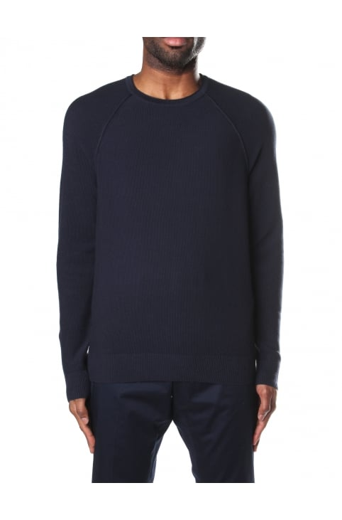 Cotton Pullover Men's Knit