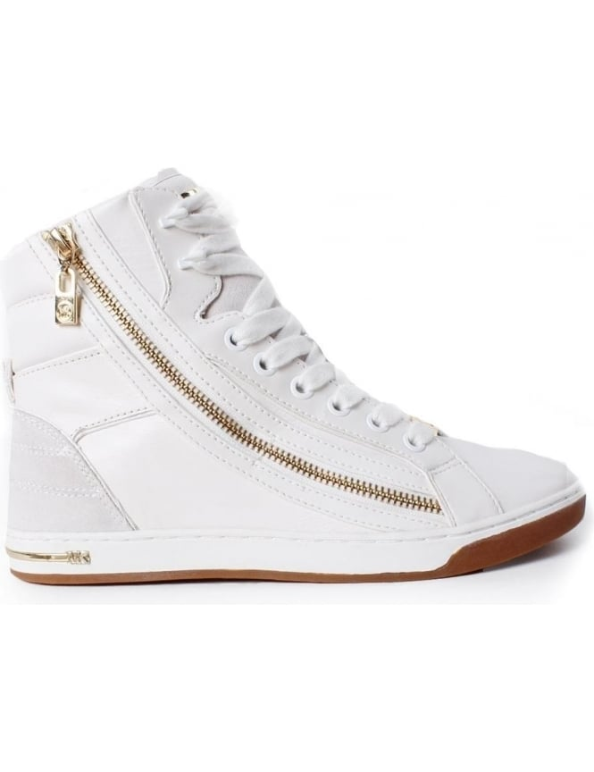 Michael Kors Glam Essex Women's High Top Trainer