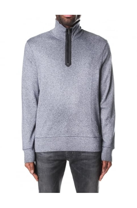 Half Zip Men's Pullover Knit