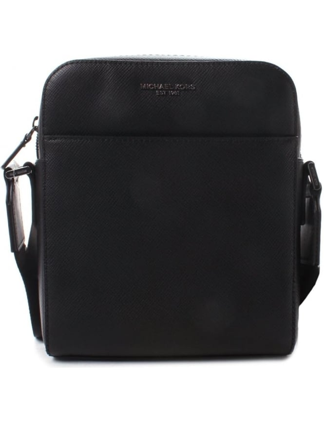 Michael Kors Men's Small Flight Bag Black
