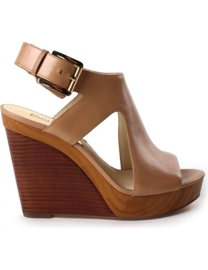 Josephine Women's Wedge Shoe Toffee