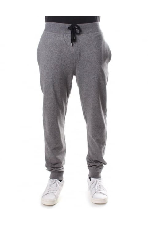 Men's Fleece Cuffed Sweat Pants