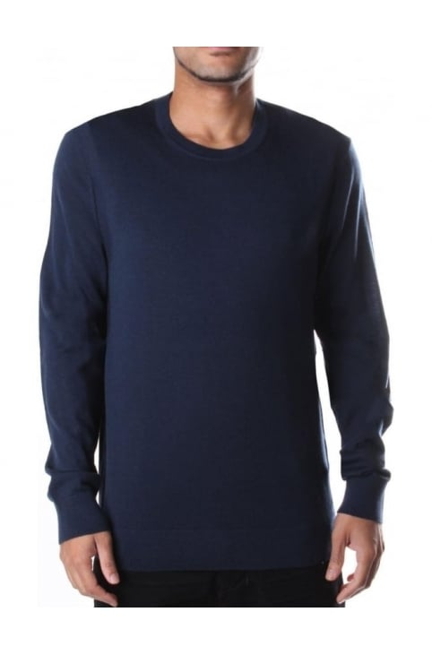Men's Merino Crew Neck knit