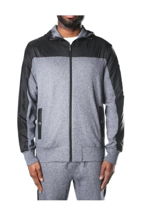 Men's Zip Through Hooded Jacket