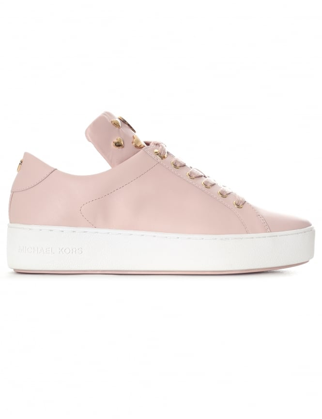 Michael Kors Mindy Women's Heart Detail Sneaker