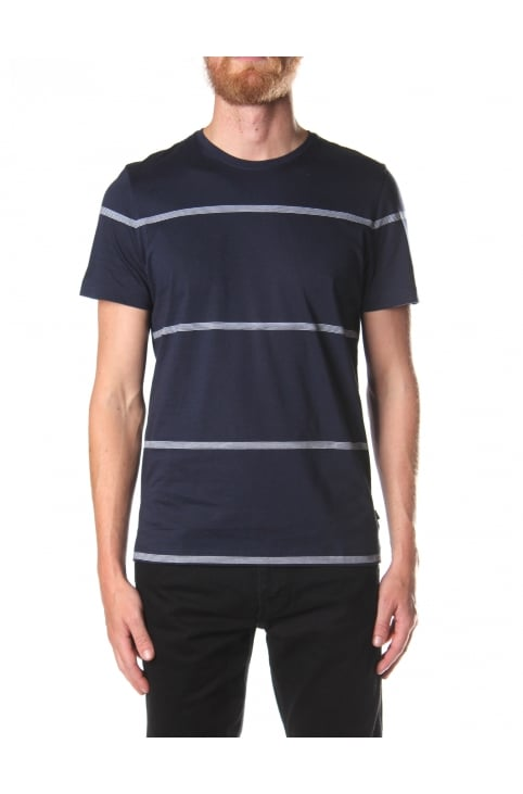 Nautical Men's Striped T-shirt