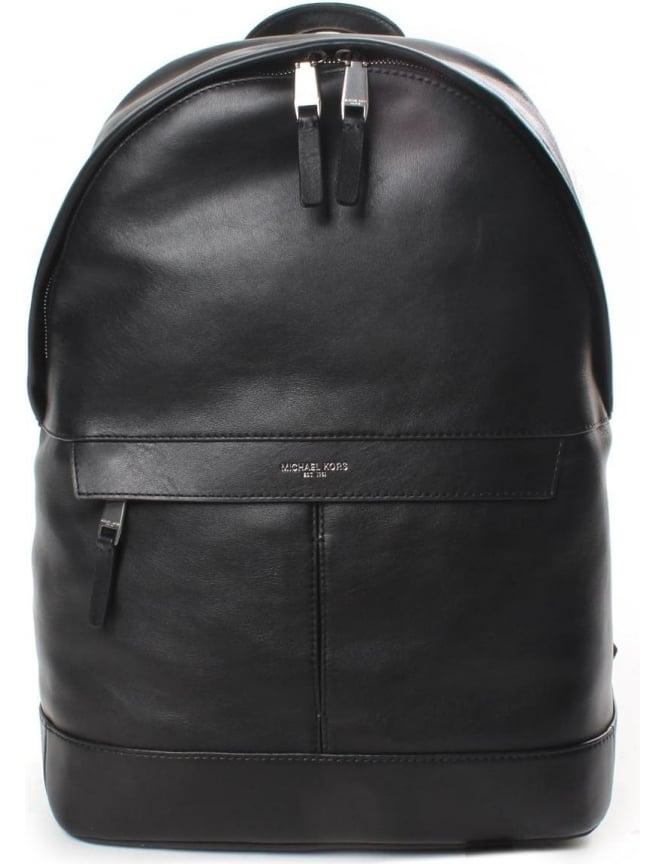 2914a2c502d7 Michael Kors Owen Men's Leather Back Pack