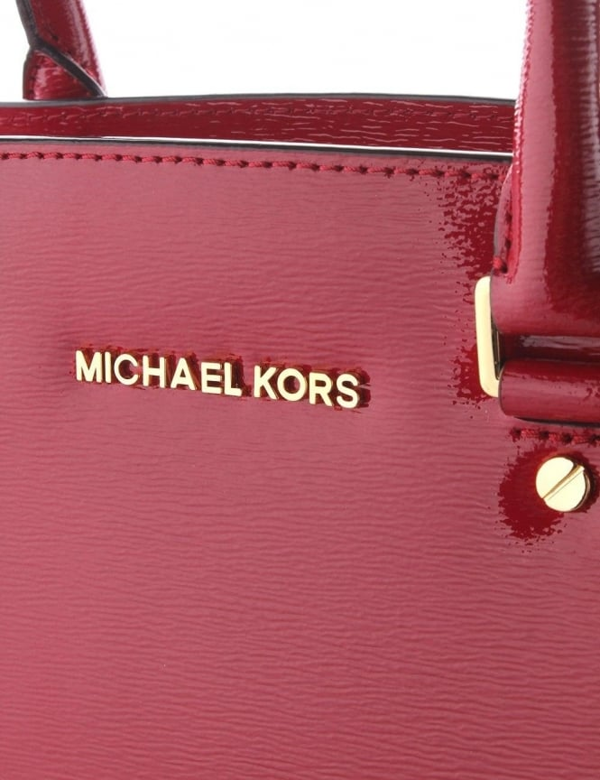 b21b98b04c1d36 ... Michael Kors Selma Large Women's Satchel Bag Dark Red. Tap image to  zoom. Selma Large Women's Satchel Bag ...