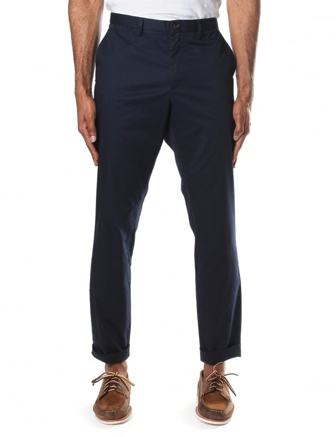 Michael Kors Slim Fit Men's Tapered Trousers