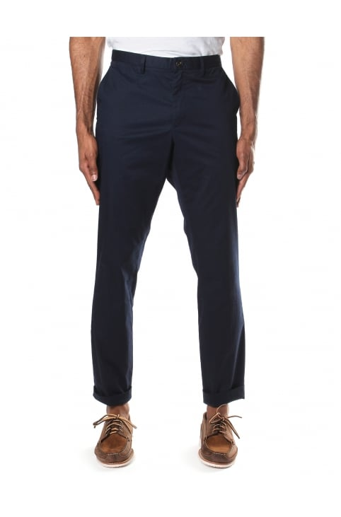 Slim Fit Men's Tapered Trousers