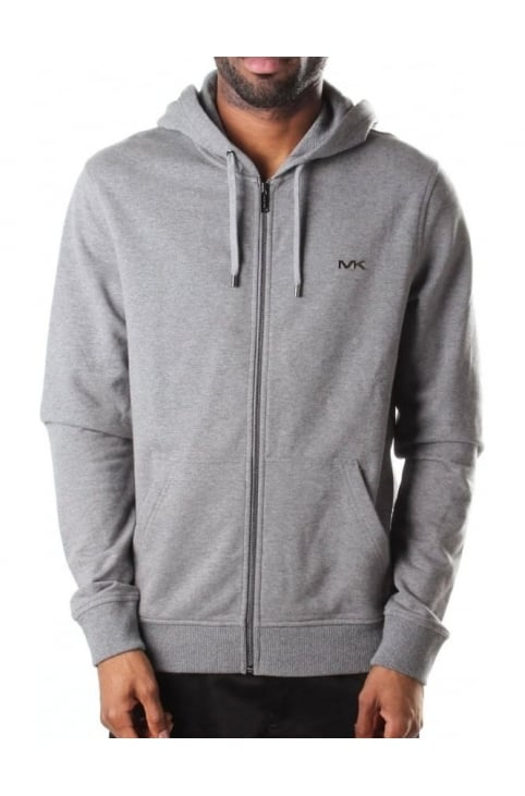 Stretch Fleece Men's Hoodie Black