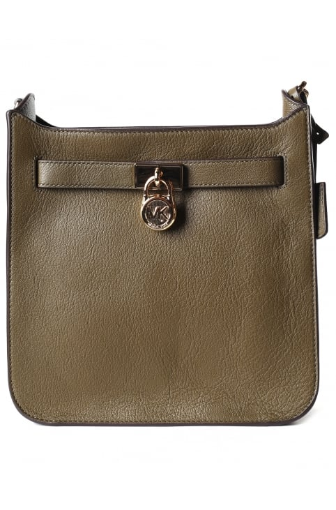 Women\u0027s Hamilton Medium Messenger Bag. Michael Kors Women\u0027s Hamilton ...