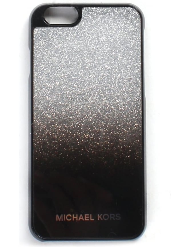 Michael Kors Women's Iphone 6 Glitter Phone Cover