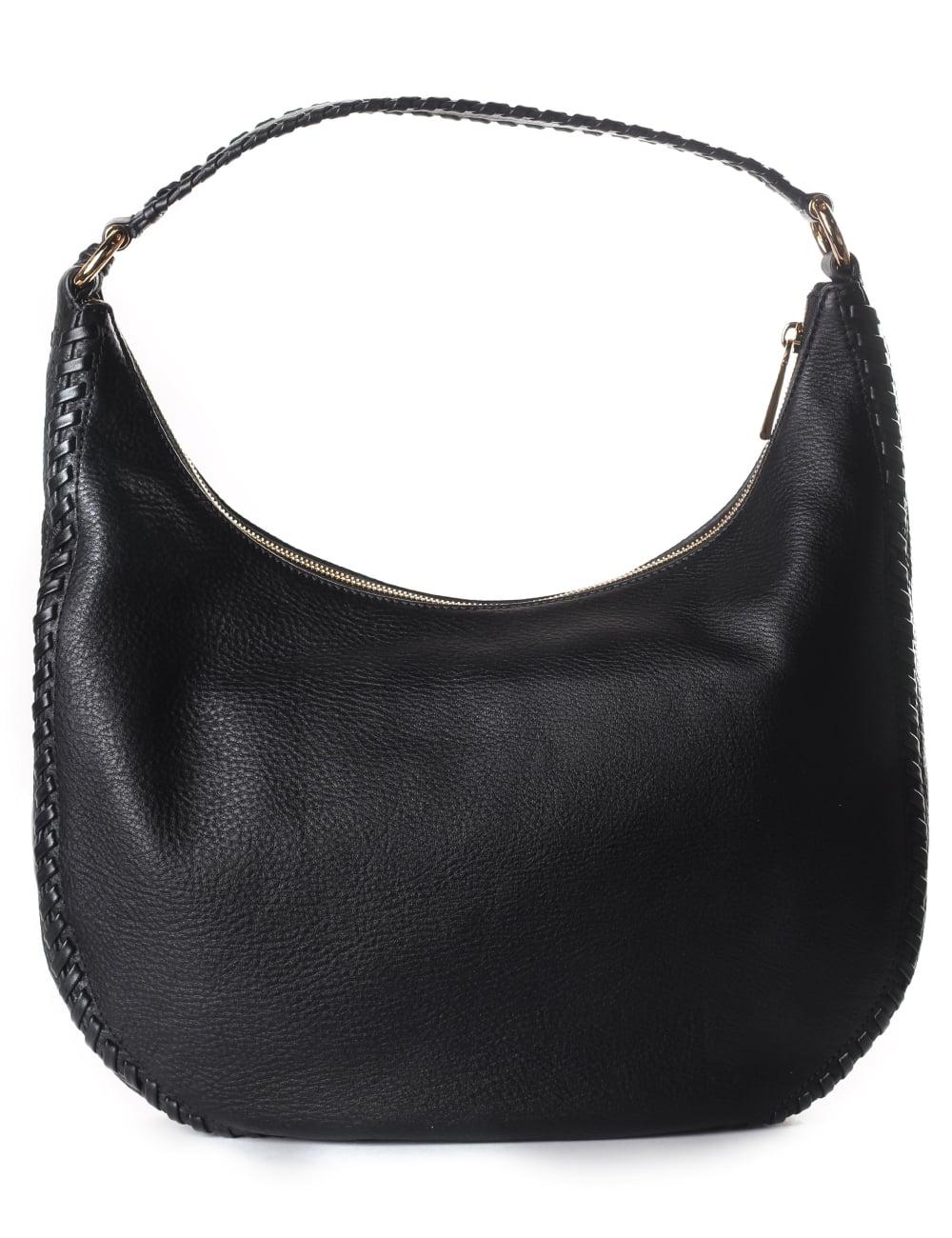 0e176e2edb617 Michael Kors Women s Lauryn Shoulder Bag Black