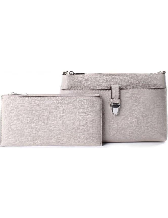 e3865abcf5a1 Michael Kors Women's Mercer Snap Pocket Cross Body Bag