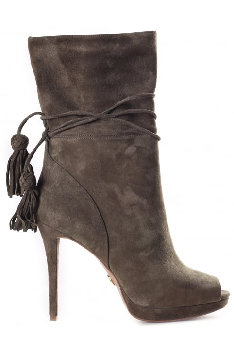 Women's Rosalie Open Toe Bootie