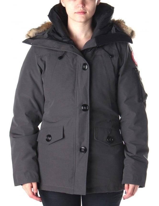 d2ff27d2514 Montebello Women's Parka Jacket Graphite