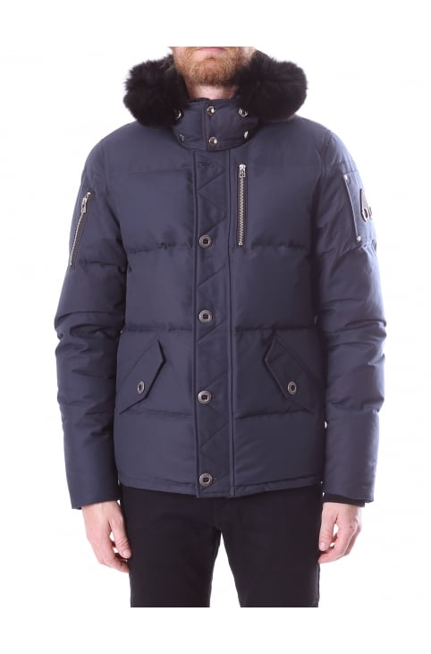 3Q Men's Quilted Jacket