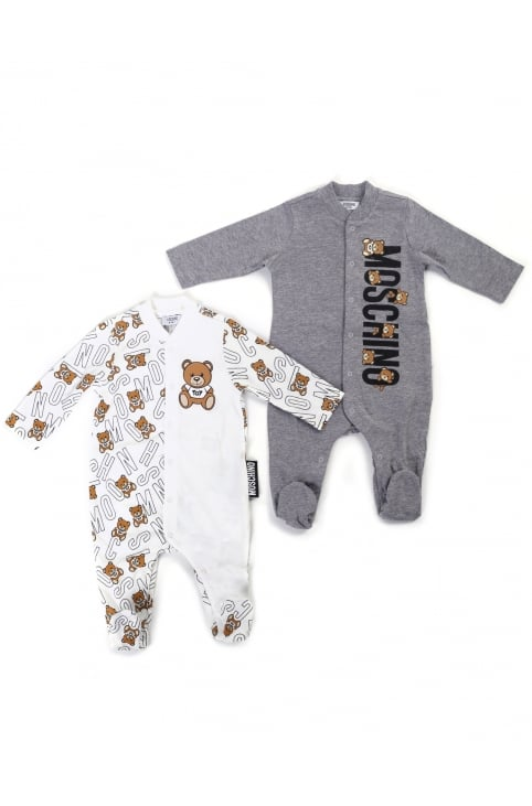 Baby 2 Pack Babygrows