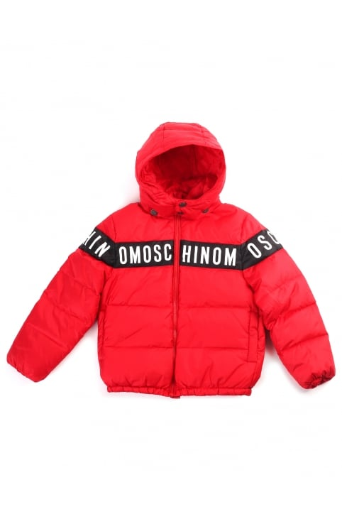 Boys Down Padded Jacket
