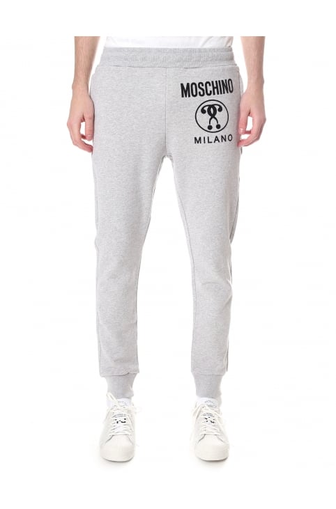 Men's Logo Print Sweat Pants