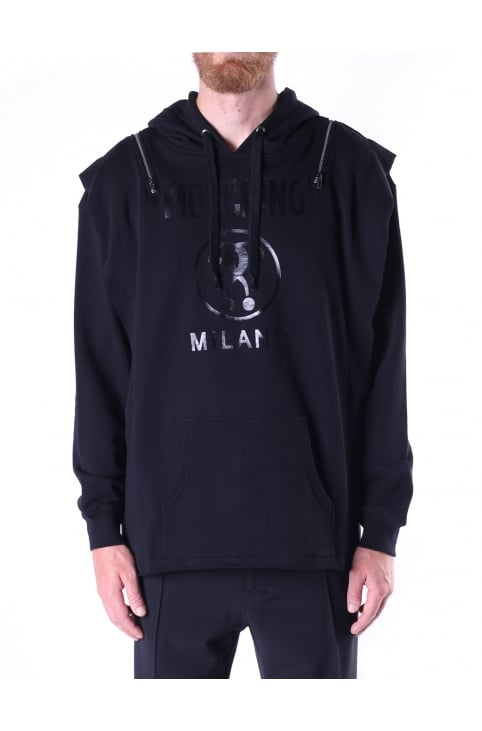 Men's Pullover Hooded Sweat Top