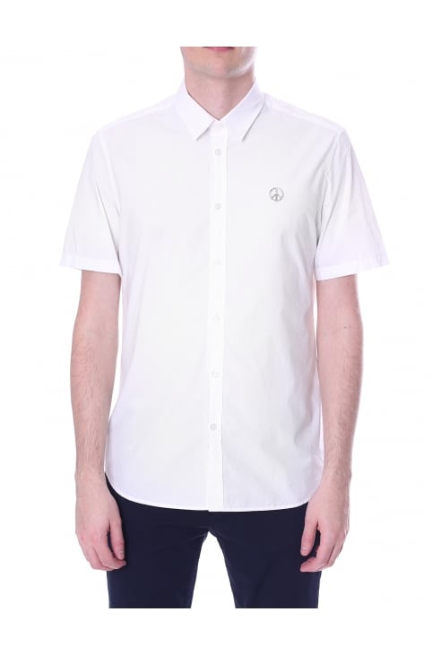 Men's Regular Fit Short Sleeve Shirt