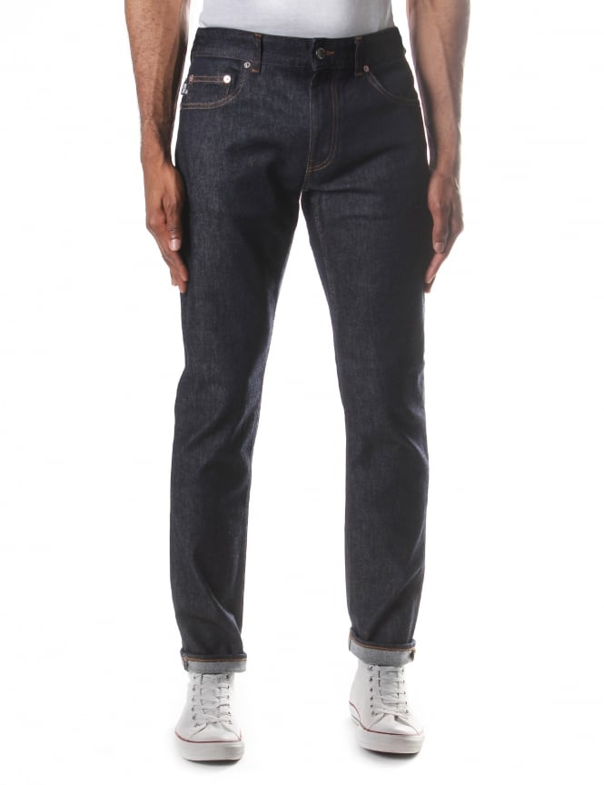 Moschino Men's Slim Fit Jean