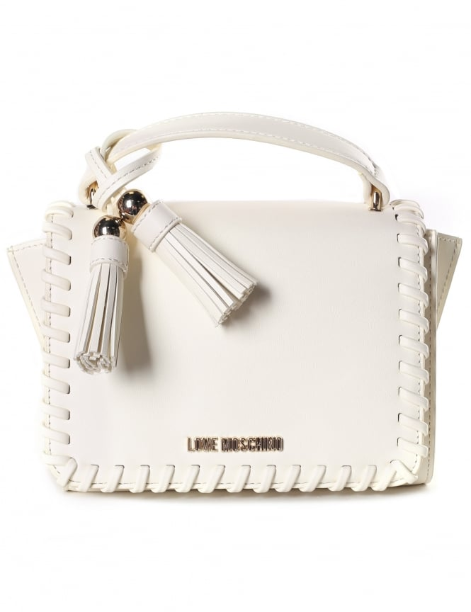 Moschino Stitch Detail Women's Crossbody Bag