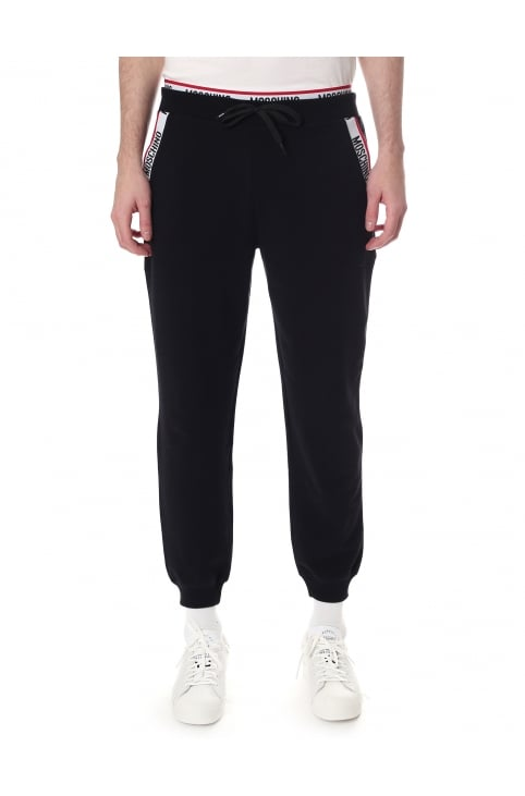 Tape Detail Men's Sweat Pants