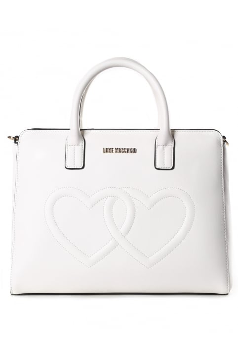 Women's East West Linked Hearts Bag
