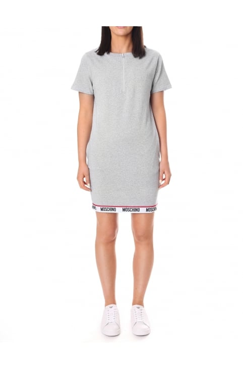 Women's Logo Band Sweat Dress
