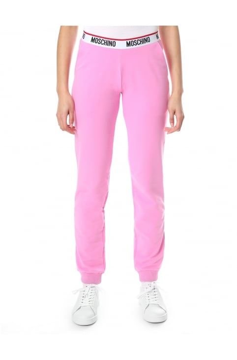 Women's Logo Band Sweat Pants