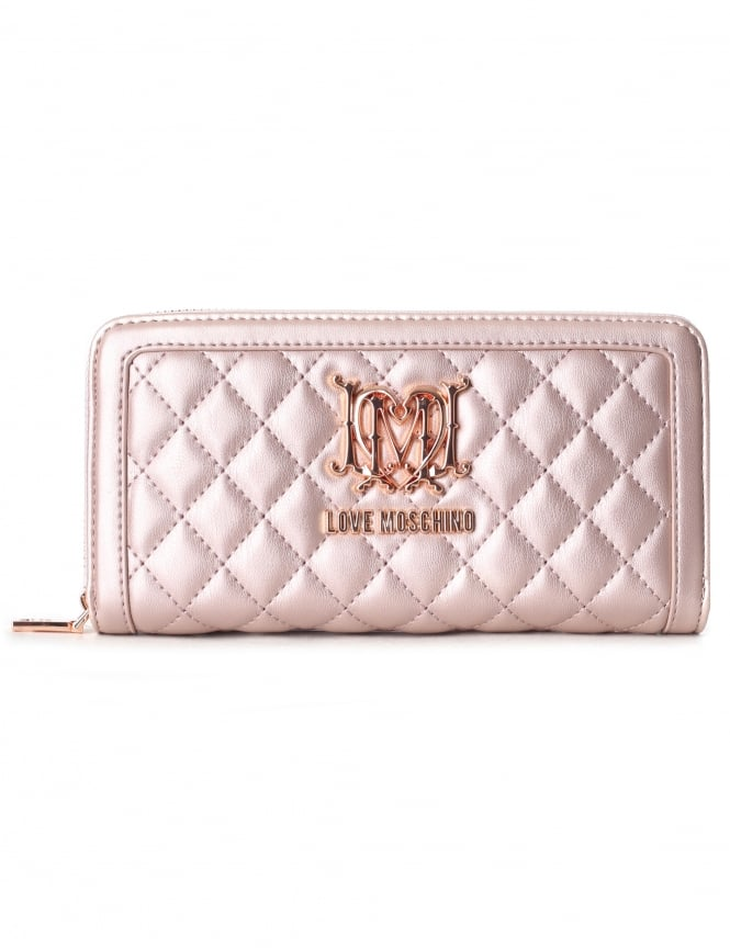 Moschino Women's Quilted Purse